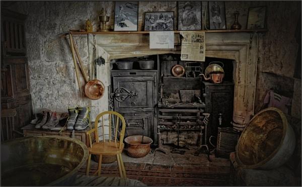Ye Olde Kitchen III by PhilT2