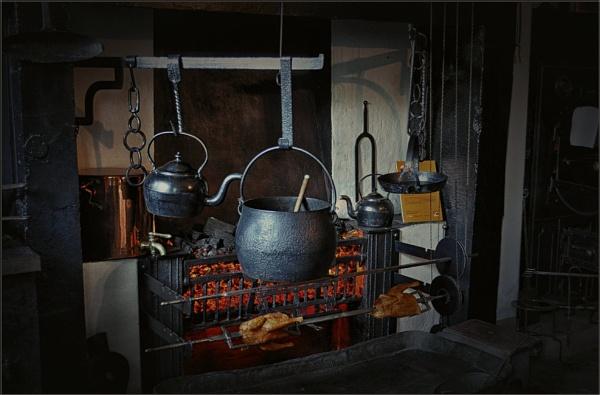 Ye Olde Kitchen VI by PhilT2