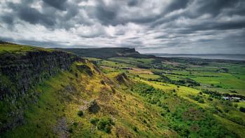 Game of Thrones - Binevenagh Mountain - Northern Ireland
