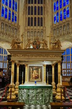 The Lady Chapel Westminster Abbey
