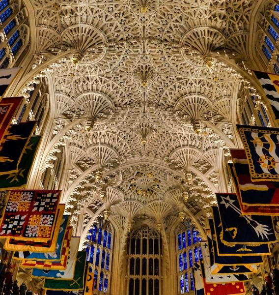 The Lady Chapel Westminster Abbey London by StevenBest