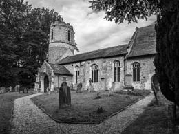 St Margaret's Church, Syleham