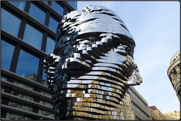 kafka\'s rotating head by FabioKeiner