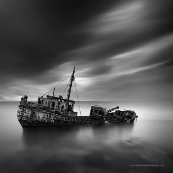 Shipwreck Alonissos