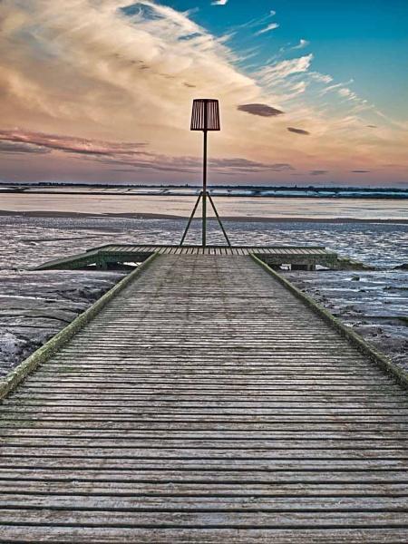 Lytham jetty1 by stefan