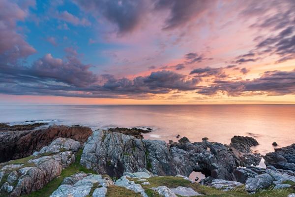 Sea of Sunrise by PMWilliams