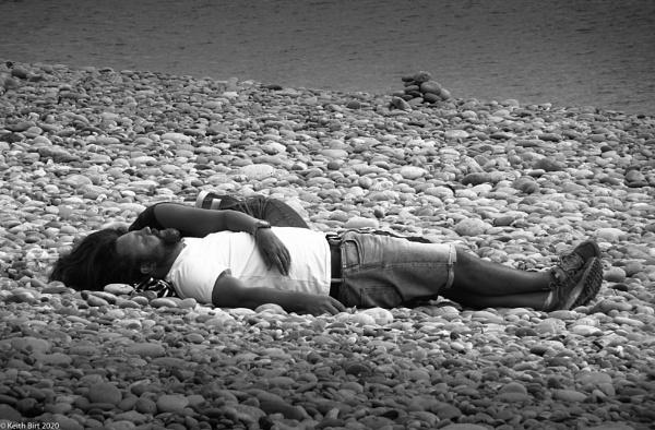 A Loving Limb On A Pebble Bed by MadVillPics