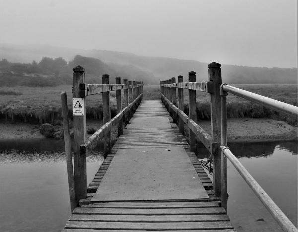 The bridge by Madoldie