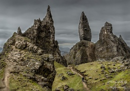 Path to the Old Man of Storr