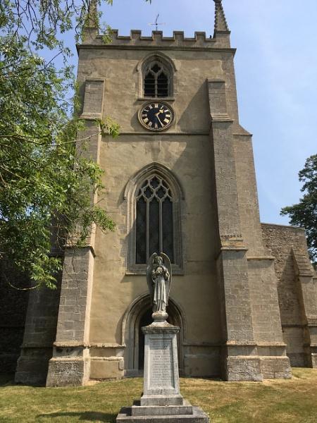 Ellsworth church by Maple62