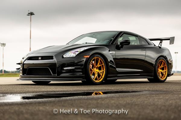 Nissan GTR by matthewwheeler