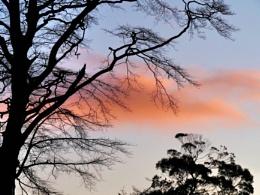 A simple sky