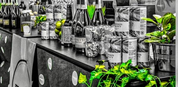 Snacks & alcohol by KrazyKA