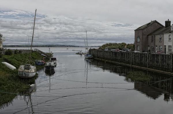 Boats - Haverigg by canoncarol