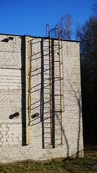 The ladder by SauliusR