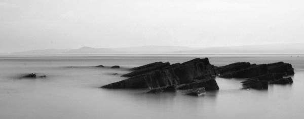 Seamill Beach by ddunn
