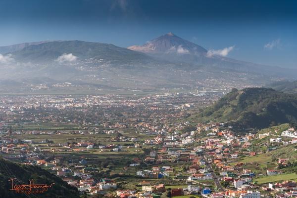 Mount Teide Tenerife by IainHamer