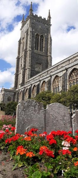 Cromer parish church by Alan26