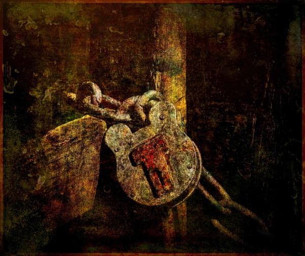 Lock & Chain by adagio