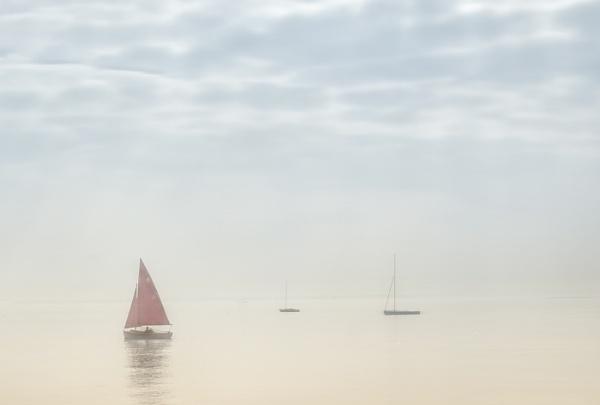 Sailing Boat by MAK2