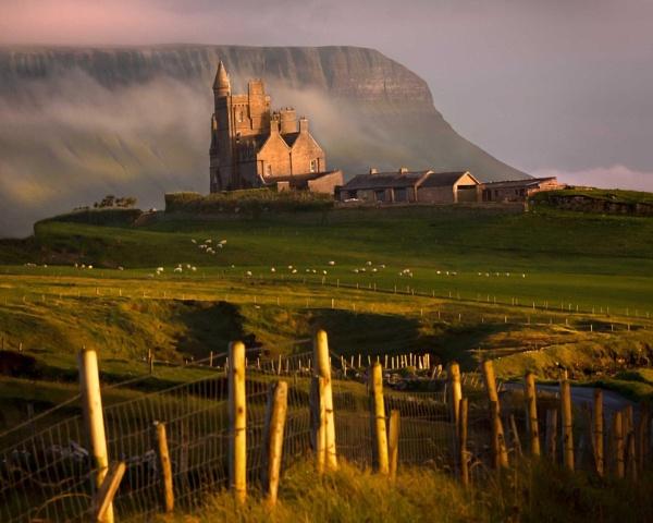 Classiebawn Castle, Mullaghmore, Co Sligo by swilliams71