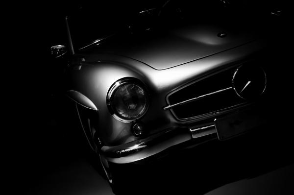 Mercedes Portrait by icipix