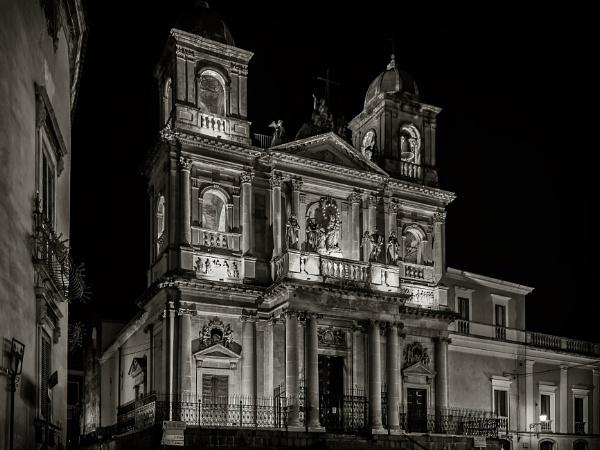 Chiesa di San Domenico by Xandru