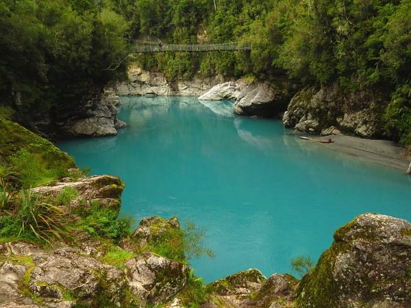 Hokitika Gorge 12 by DevilsAdvocate