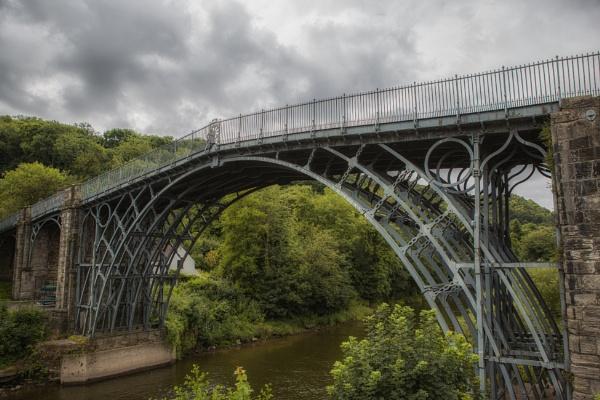 The Iron Bridge by Alfie_P