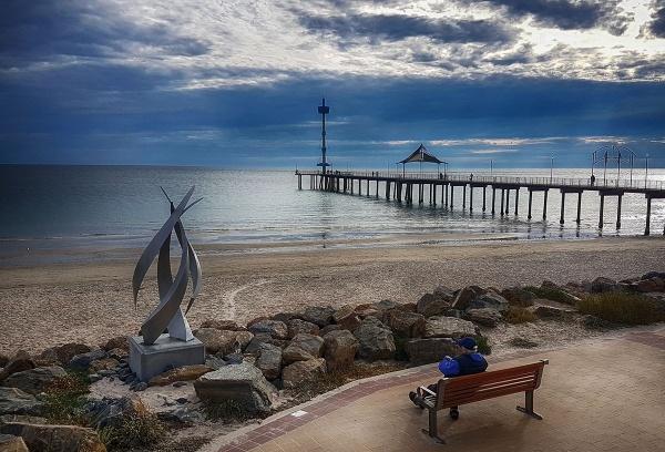 Brighton South Australia by robst