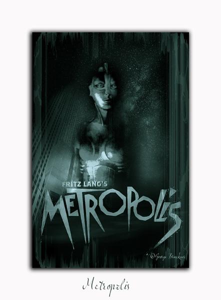 Fritz Lang\'s Metropolis by rusty