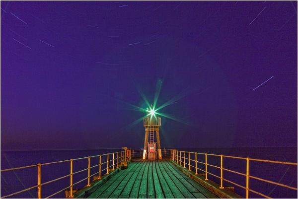 Whitby West Pier by stevenb