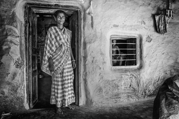 Village Life... by clicknimagine
