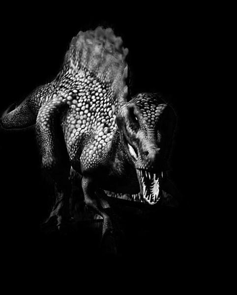 Spinosaurus by RLF