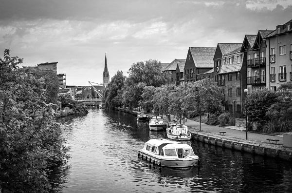 River Wensum, Norwich by pdunstan_Greymoon