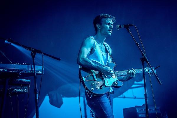 Guitarist by manicam
