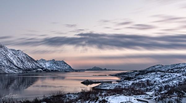 Winter light in Norway by LLCJ