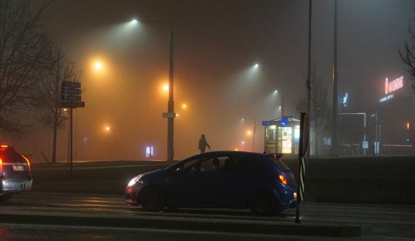 Night passer by SauliusR
