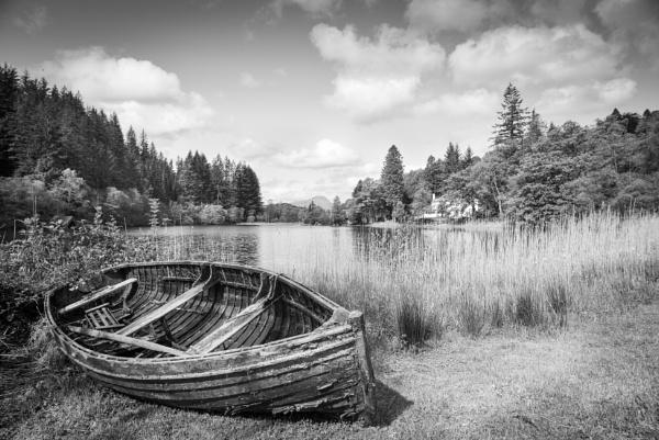 On the Loch by Billdad