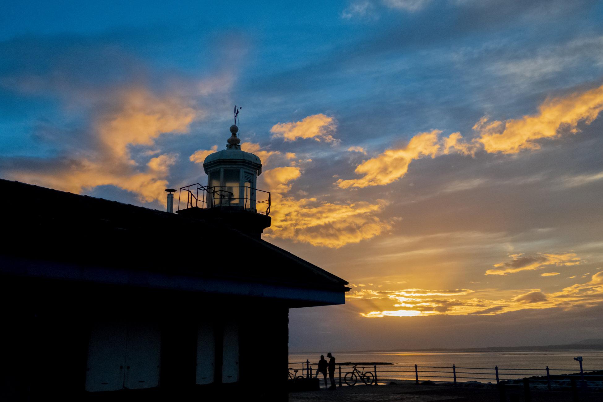 Sunset natter