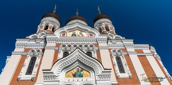 Alexander Nevsky Cathedral Tallinn by IainHamer