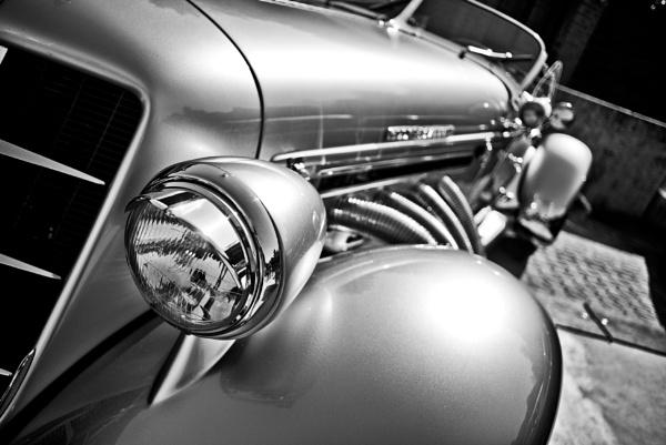 Vintage Car by icipix