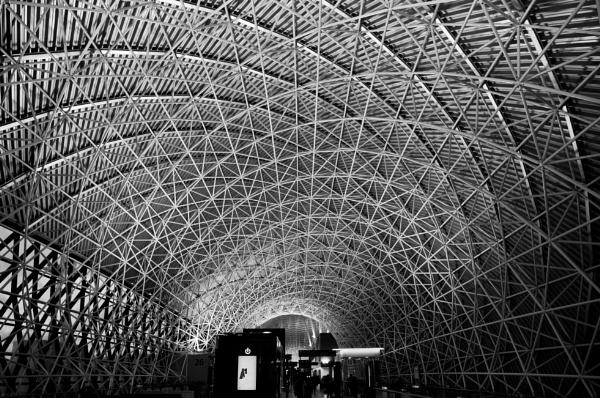 Airport Architecture Zagreb by icipix