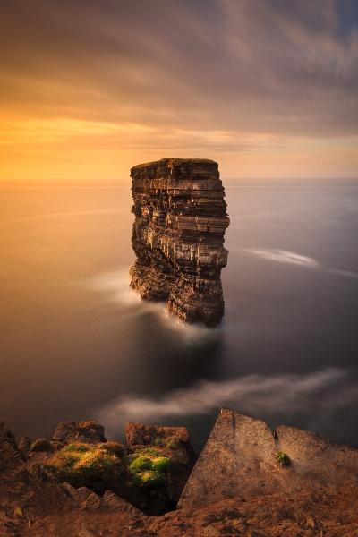 Dun Briste, Downpatrick Head by RX70