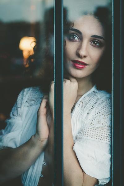 In a Window by Silverlake