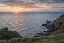 Cornish Coast Sunset by Gavin_Duxbury at 24/08/2020 - 8:02 PM