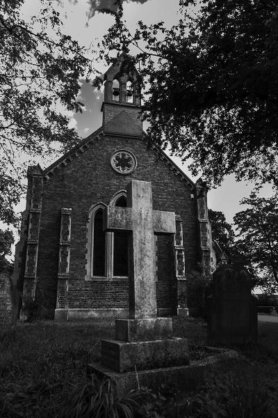 Dunsden Church by rburnage