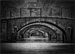 Canal Bridges in Amsterdam II (2)