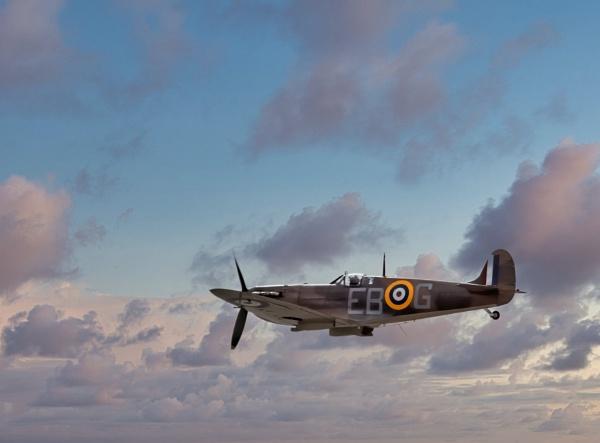 Spitfire by RLF