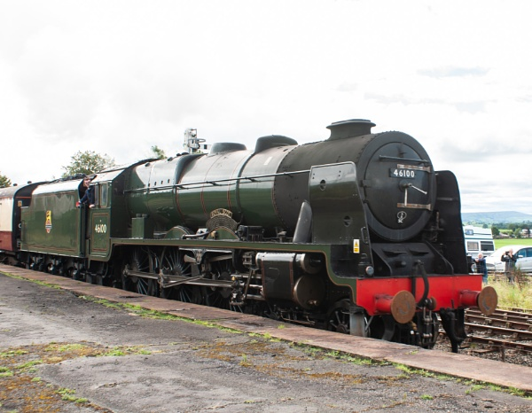 Royal Scot by chriswood